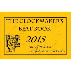 Clockmaker's Beat Book