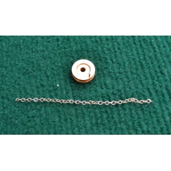Chain for Jaeger LeCoultre Atmos clock