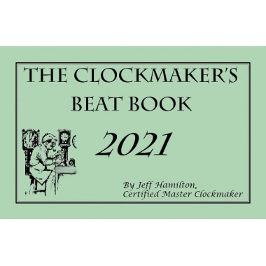 The Clockmaker's Beat Book 2021